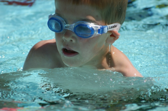 SWIMMING - When it's hot, there's no better place to be than at the pool. Foothills Camp and Retreat Centre has a great pool for you to beat-the-heat this summer. Swim, play, jump, cannon-ball, dive . . . whatever it takes to cool down!