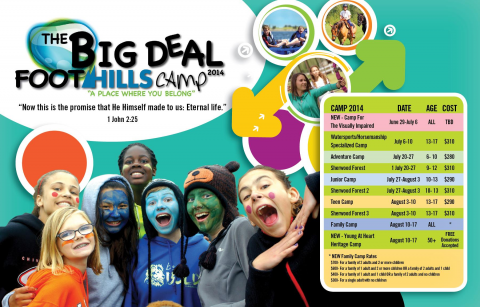 Summer Camp 2014: The BIG Deal
